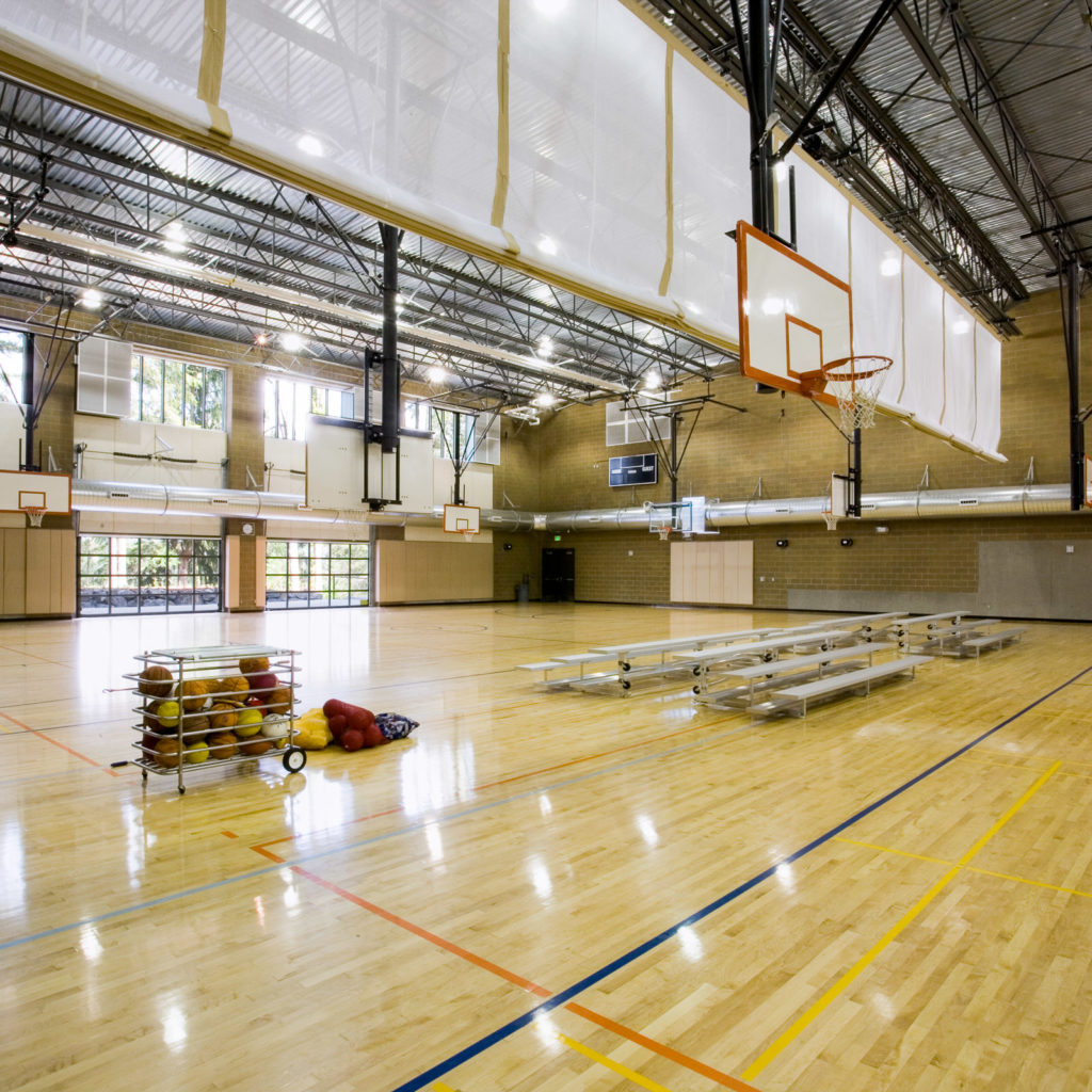 South Bellevue Community Center Gymnasium