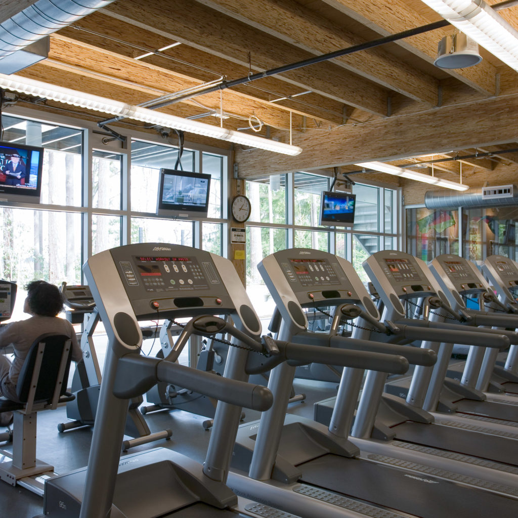 South Bellevue Community Center | Fitness Center