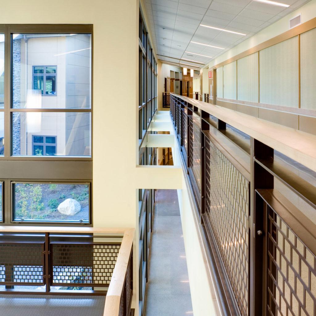 Robert Frost Elementy Corridor