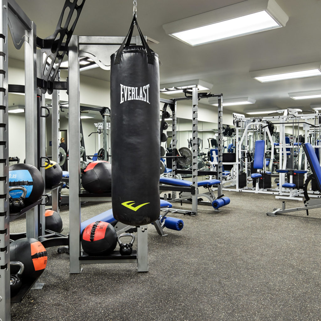Kirkland Public Safety Building Police Fitness Center