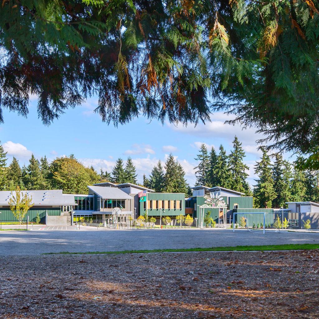 Alexander Graham Bell Elementary Building