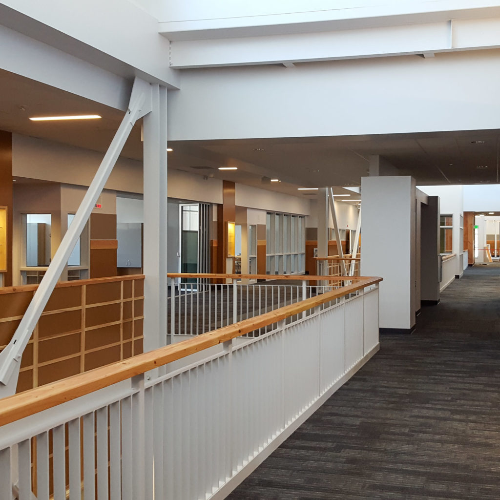 North Creek High School | Interior With Daylighting