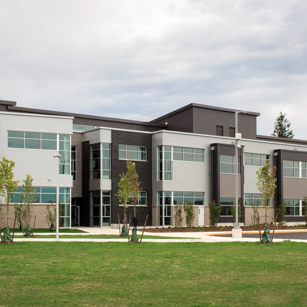 North Creek High School Exterior