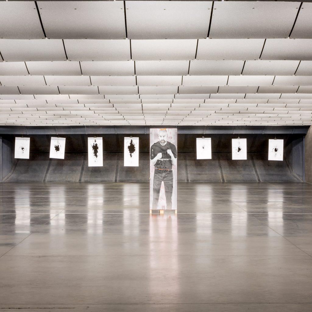 Cathcart Maintenance Facility Shooting Range