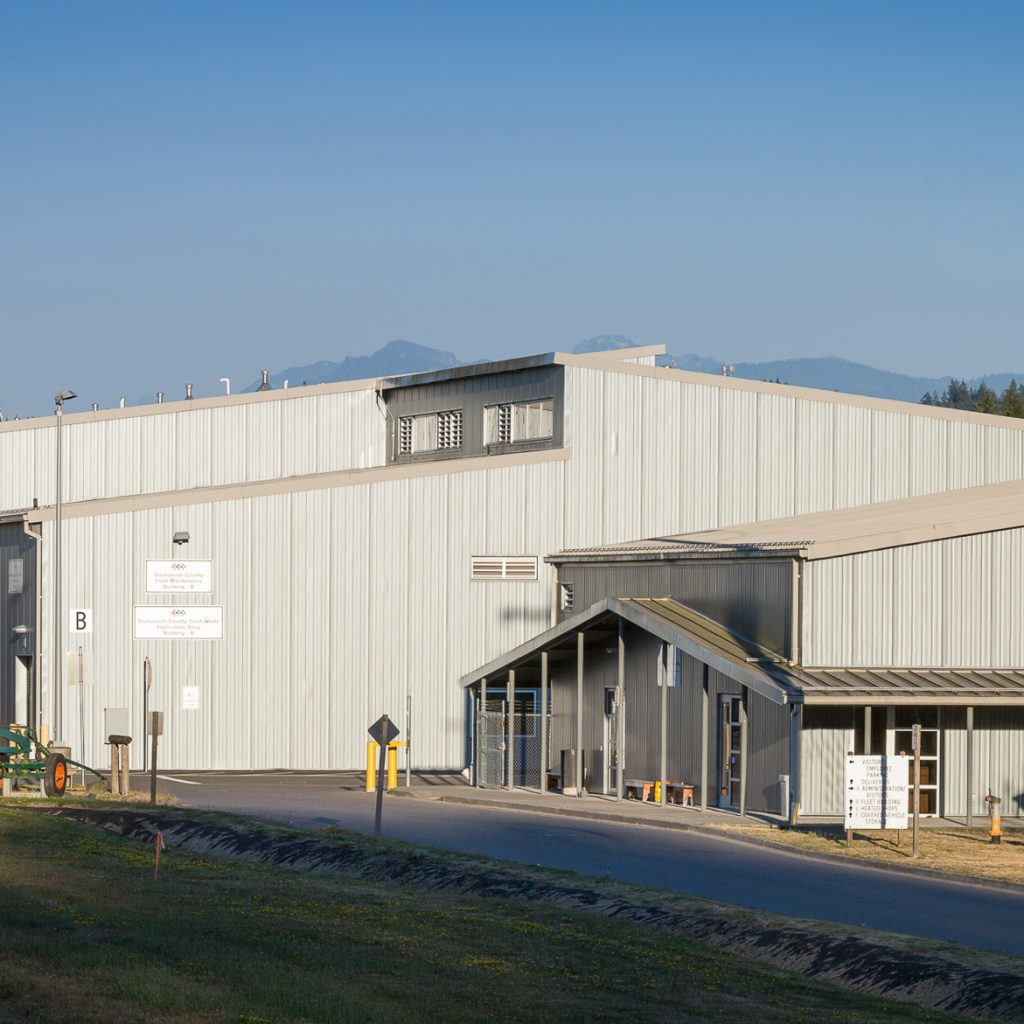 Cathcart Maintenance Facility Administrative and Maintenance