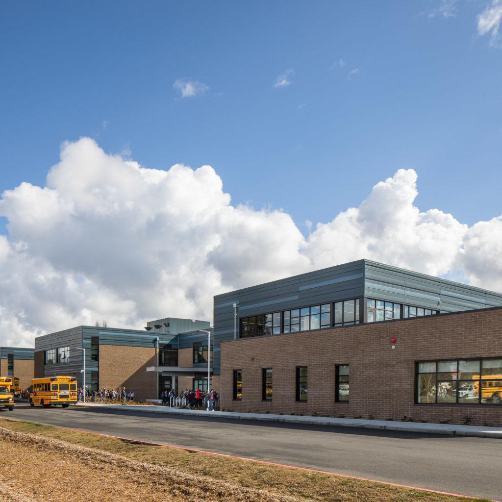 Park Place Middle School Building