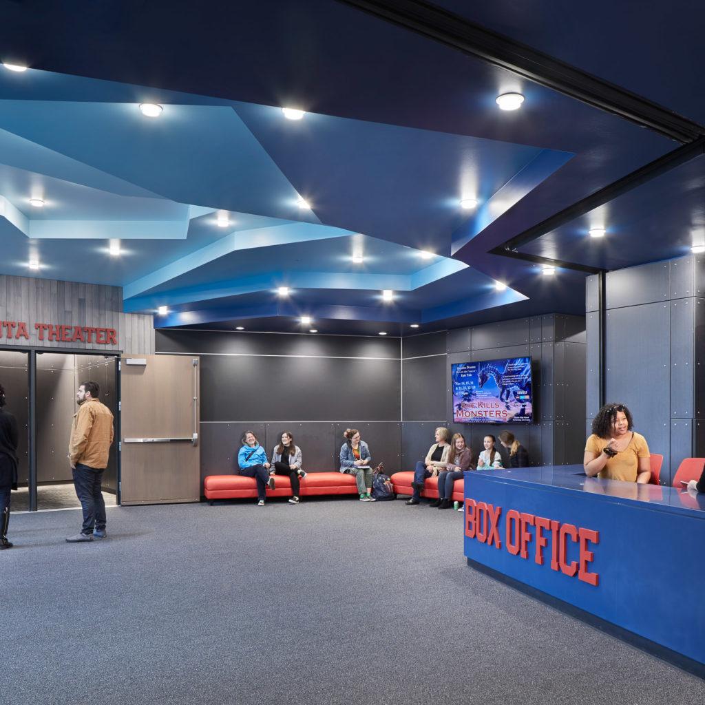 Juanita High School Performing Arts Center Box Office