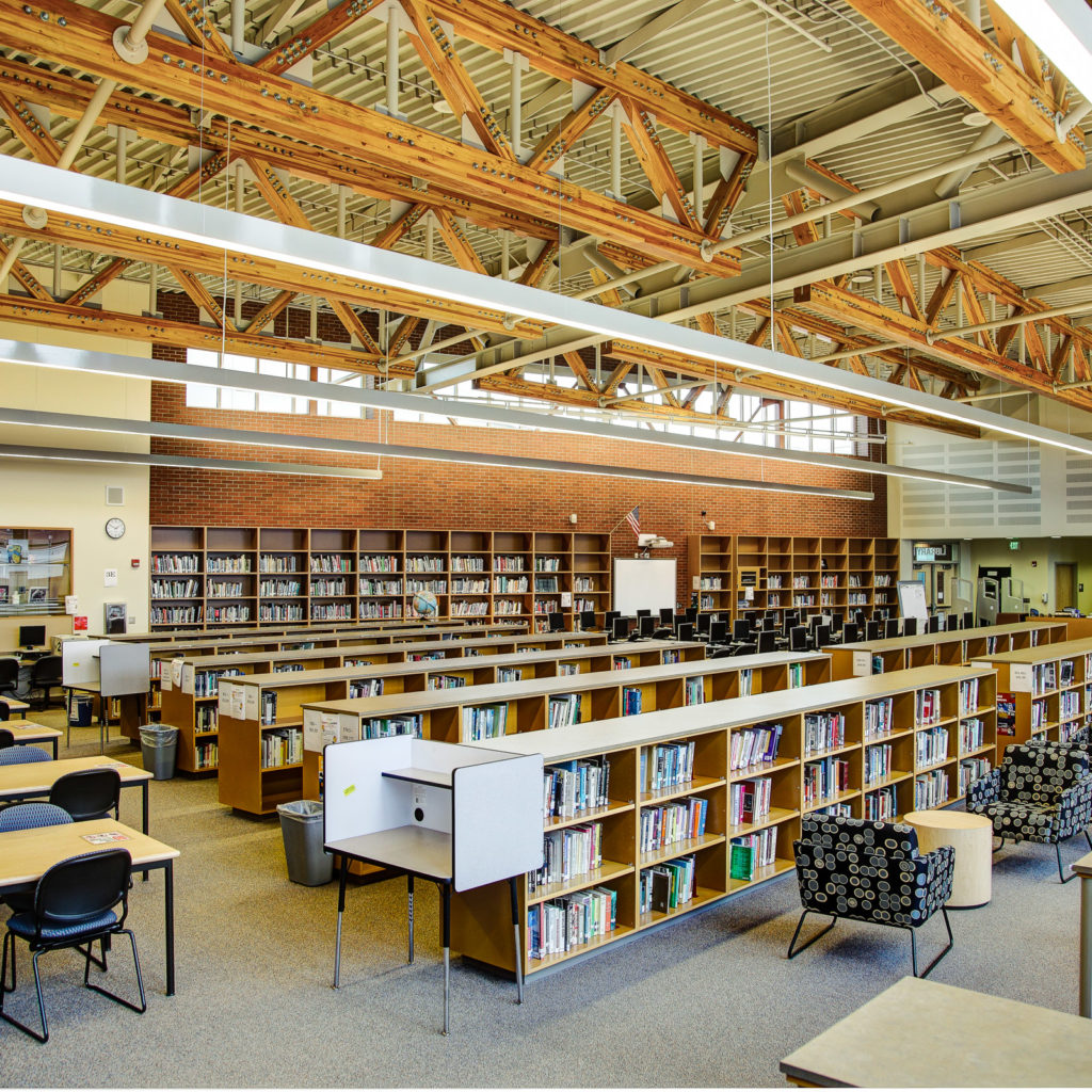 Bellevue High School Library