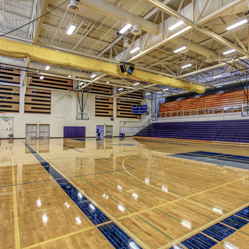 Bellevue High School Gymnasium