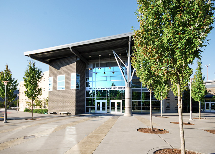 Bothell High School Performing Arts Center