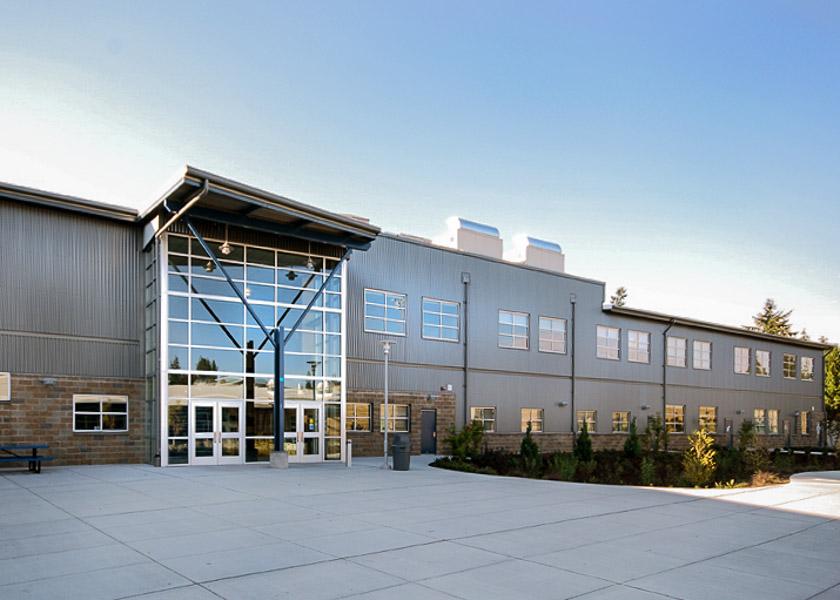 Bothell High School Exterior