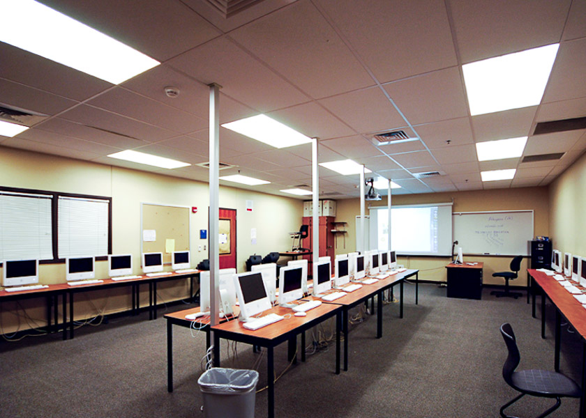 Bothell High School Computer Lab