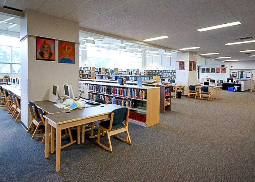 Bothell High School Library