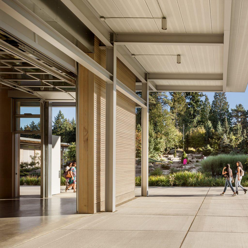 Bellevue Botanical Garden Visitor Center