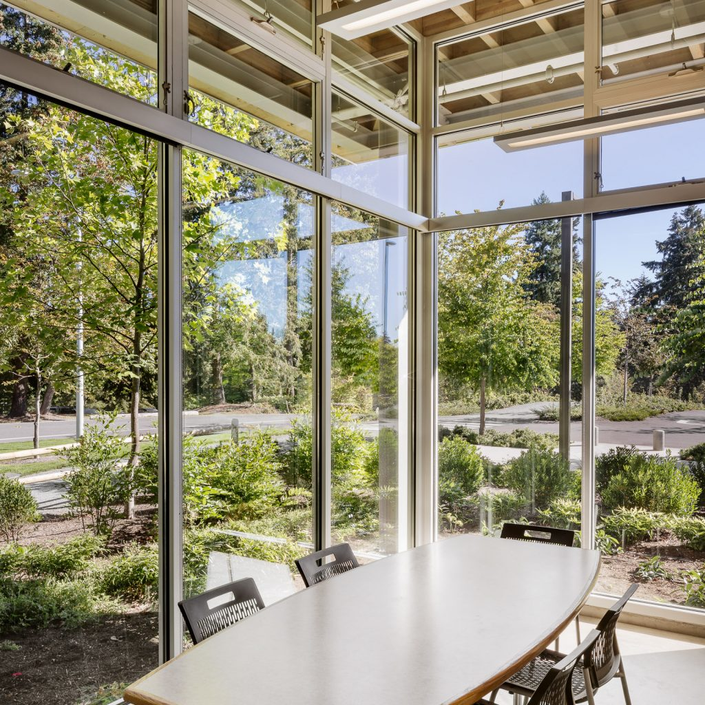 Bellevue Botanical Garden Meeting Space