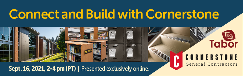 Connect and Build with Cornerstone event registration