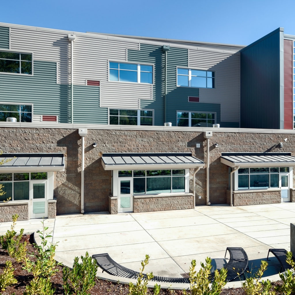 Woodinville High School | Exterior