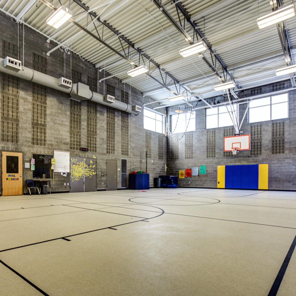 Helen Keller Elementary Gymnasium