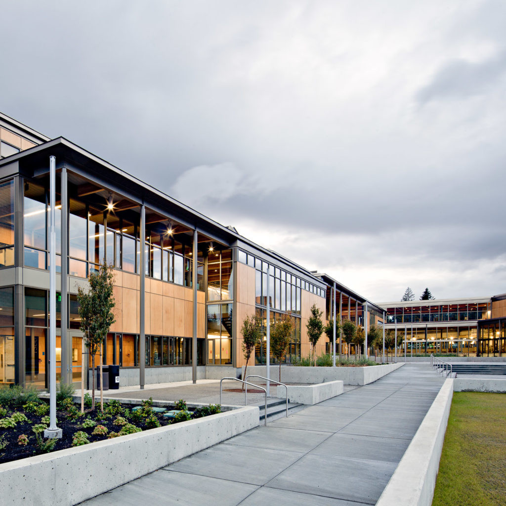 Issaquah High School Building