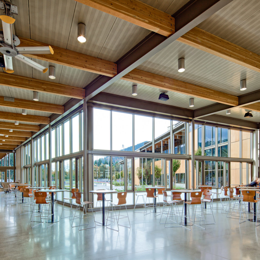 Issaquah High School Commons