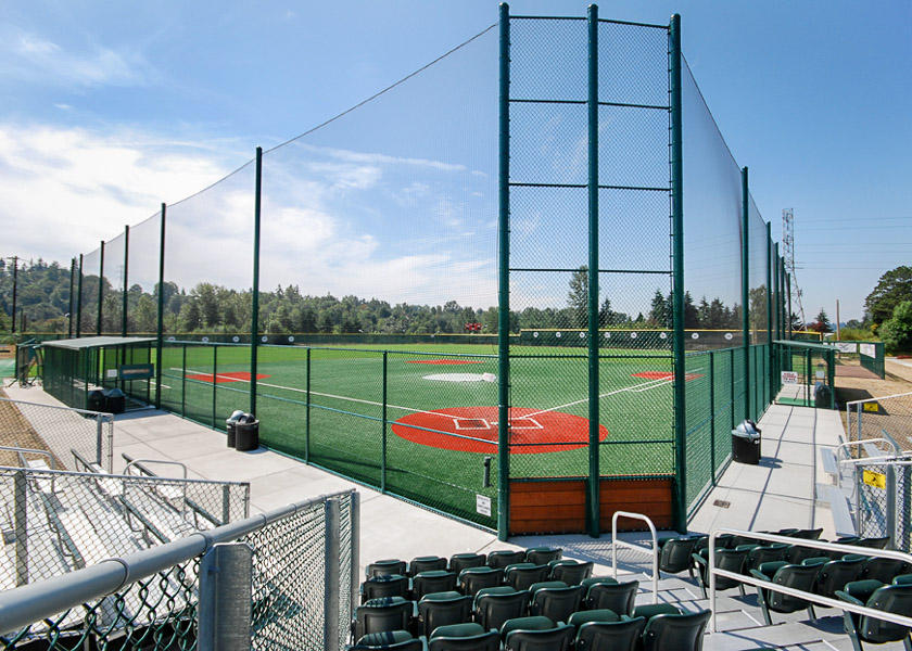 Newport High School Ballfield