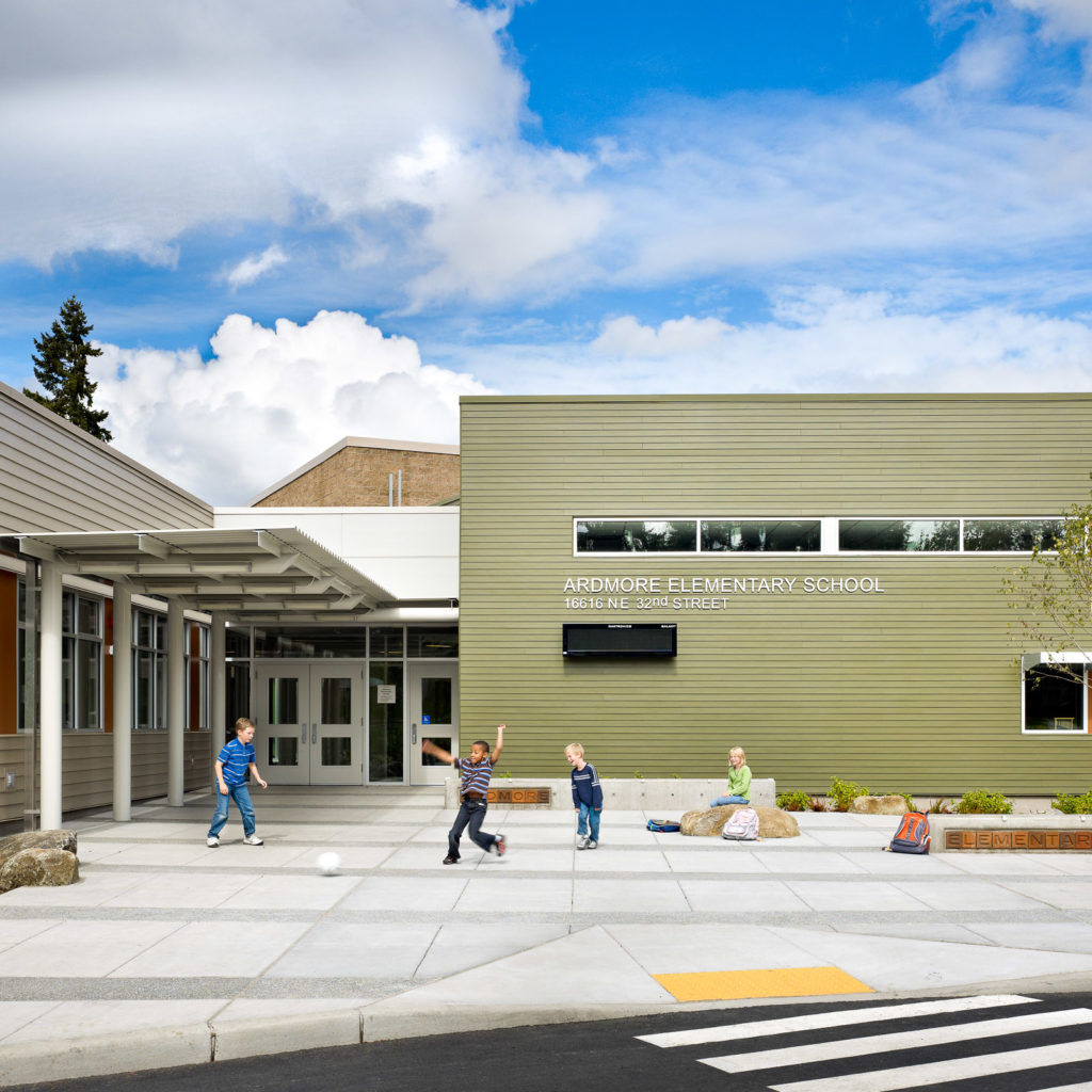 Ardmore Elementary School Main Entry