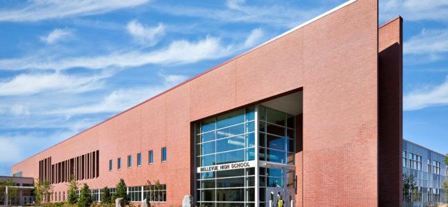 Bellevue High School Building